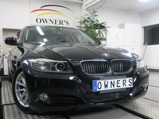 BMW 320i ハイラインパッケージ ブラックレザー バックカメラ