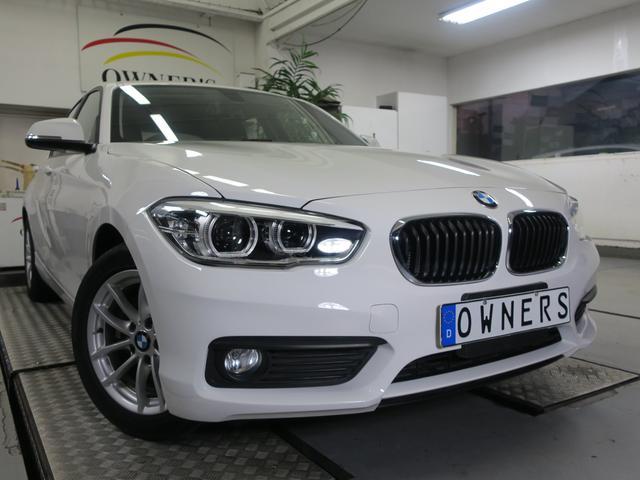 BMW 1シリーズ 118i 後期 1オーナー 純正HDDナビ&Bカメラ