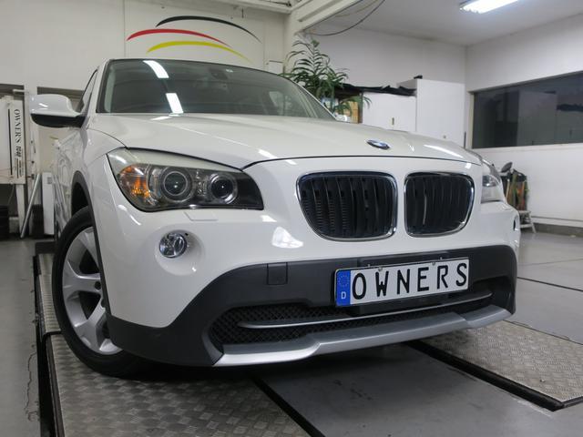 BMW sDrive 18i ハイラインパッケージ ブラックレザーシート パワーシート シートヒーター スマートエントリー プッシュスタート オートライト 純正キセノンヘッドライト カロッツェリア製HDDナビTV バックカメラ