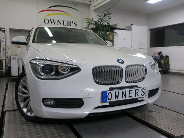 BMW 1シリーズ 116i ファッショニスタ 純正ベージュレザーシート シートヒーター 純正HDDナビ バックカメラ ブルートゥース接続 クルーズコントロール 車線逸脱警報 リアソナー