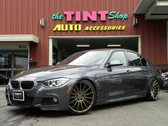 BMW320dブルーP Mスポーツ 新品20AW 車高調 US仕様