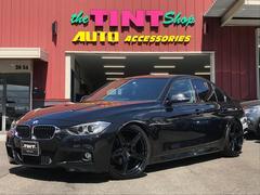 BMW320d Mスポーツ 新品20AW 新品車高調 パドルシフト