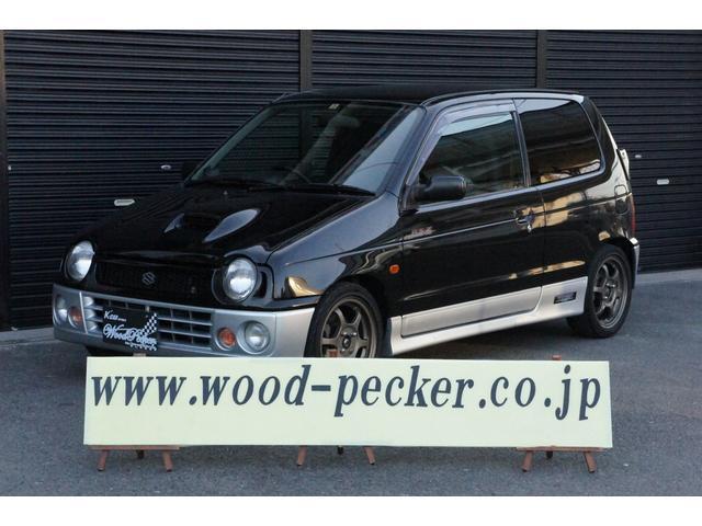 スズキ RS/Z SSR14AW 車高調 社外マフラー