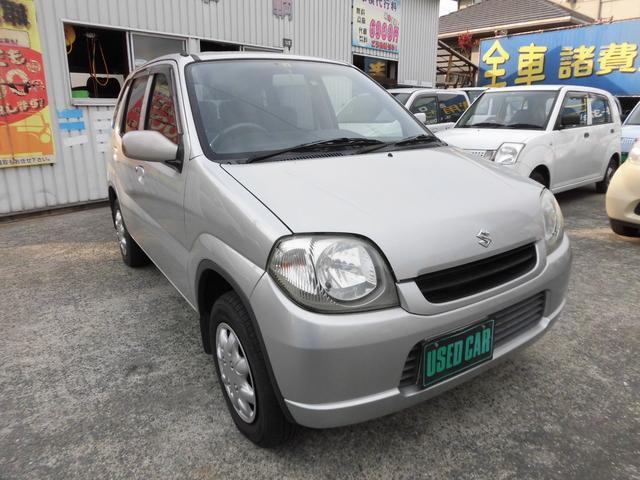 「スズキ」「Kei」「コンパクトカー」「福岡県」の中古車