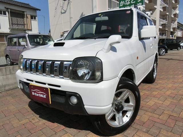 マツダ XC 背面タイヤ キーレス 電動格納ミラー 4WD 1年保証