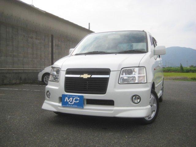 シボレー Vセレクション 純正フルエアロ CD ETC