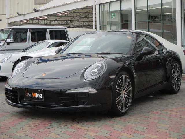 ポルシェ 911カレラブラックエディション PDK スポーツクロノP