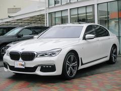 BMW740i Mスポーツ OP20AW サンルーフ モカレザー