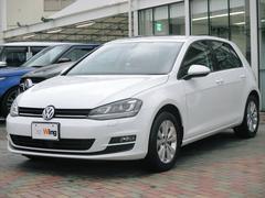 VW ゴルフTSIコンフォートライン DiscoverPro キセノン
