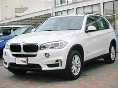 BMW X5xDrive 35d セレクトP サンルーフ アイボリー本革