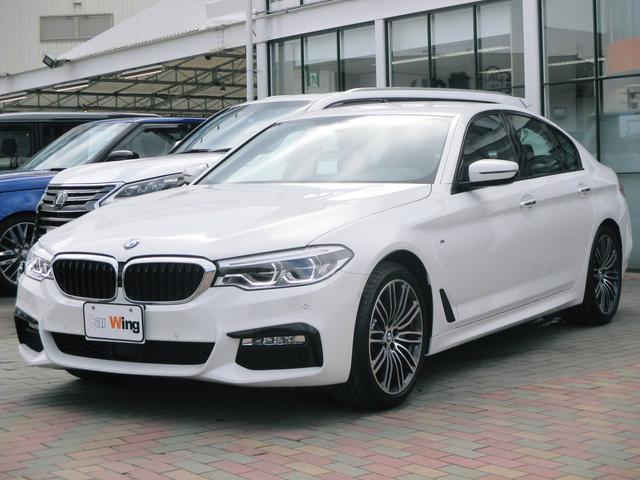 5シリーズセダン(BMW)530i Mスポーツ 中古車画像