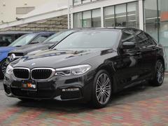 BMW540i Mスポーツ デビューパッケージ HUD 黒革シート
