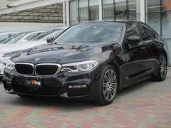 BMW530i Mスポーツ ブラックレザーシート LEDデイライト