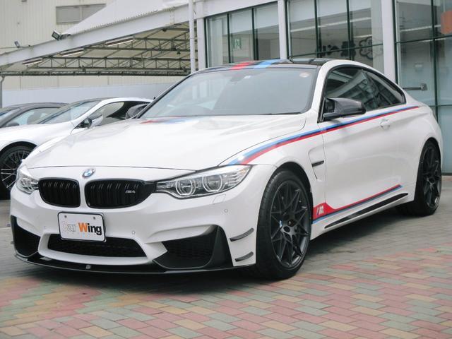 BMW DTMチャンピオンエディション 国内25台 クラブスポーツP MドライバーズP カーボンブレーキ F19R20インチホイール カーボンルーフ 専用チタン製マフラー/テールパイプ CFRP製Mバケットシート ヘッドアップディスプレイ