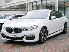 BMW740i Mスポーツ LEDデイライト 20AW サンルーフ