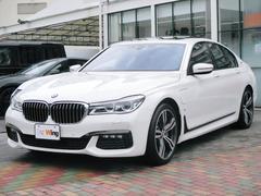 BMW740eアイパフォーマンス Mスポーツ BMWレーザーライト