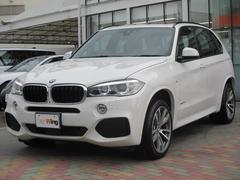 BMW X5xDrive 35d Mスポーツ セレクトP OP20AW