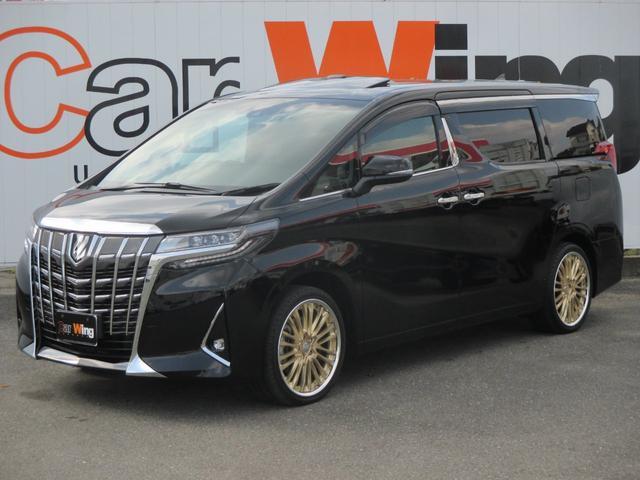 トヨタ 3.5エグゼクティブラウンジ WALD20AW サンルーフ