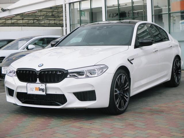 BMW M5 コンフォートパッケージ BowersWilkins