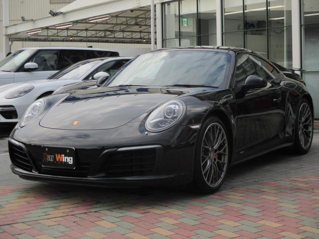 ポルシェ 911カレラ4S スポーツクロノP RSスパイダー20AW