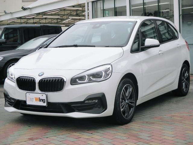 BMW 218dアクティブツアラースポーツ セーフティ コンフォート