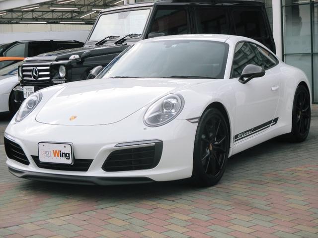 ポルシェ 911カレラT スポーツクロノP エグゾースト 4人乗り