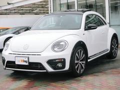 VW ザ・ビートル2.0Rラインマイスター パノラマサンルーフ ブラックレザー