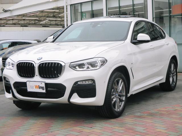 BMW xDrive 30i Mスポーツ OPパノラマルーフ レザー
