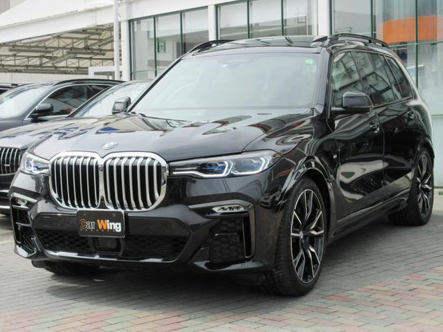 BMW xDrive 35d Mスポーツ 1オーナー Vスポーク22インチAW リヤエンターテイメントシステム コンフォートシート ウェルネスパッケージ 5ゾーンオートマチックエアコンディショナー