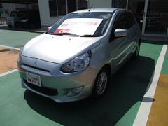 ミラージュ1.0 G 三菱認定中古車保証付