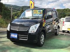 ワゴンRFX 軽自動車 インパネAT エアコン 4名乗り CD