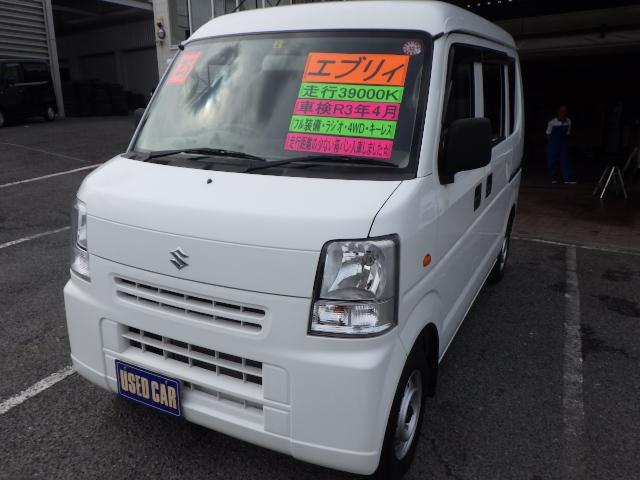 「スズキ」「エブリイ」「コンパクトカー」「福岡県」の中古車