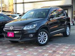 VW ティグアンTSIブルーモーションテクノロジー ナビ フルセグ Bカメラ