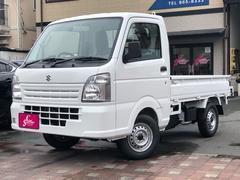 キャリイトラックKC 新車保証 4WD 走行5キロ オートマ