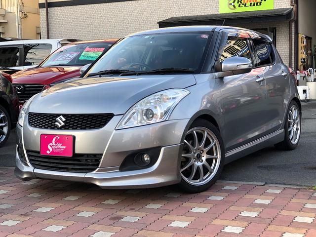 スズキ RS ナビ フルセグ ETC 車高調 エアロ
