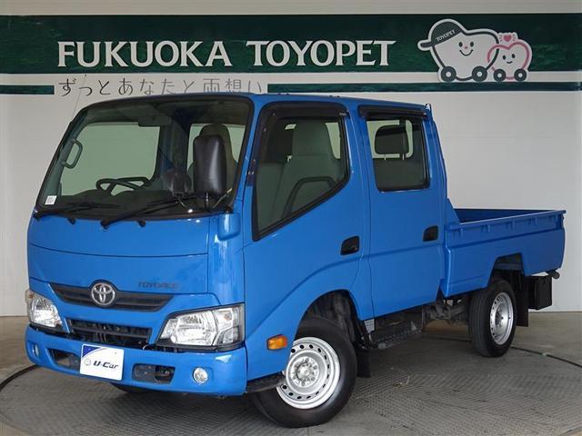 トヨタ 1.25tWキャブロング メモリーナビ ワンセグ ETC