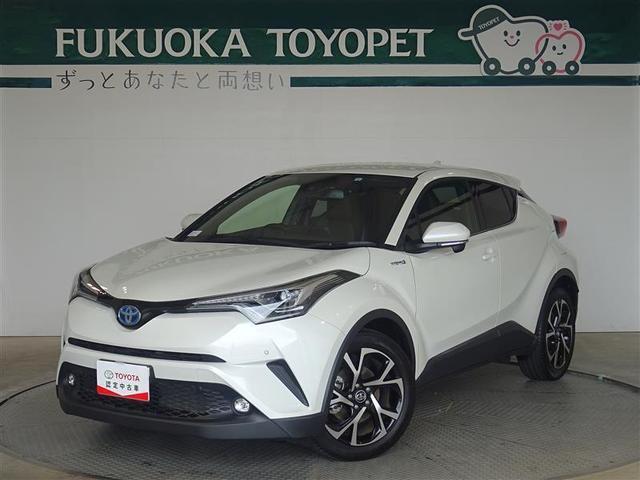 「トヨタ」「C-HR」「SUV・クロカン」「福岡県」の中古車