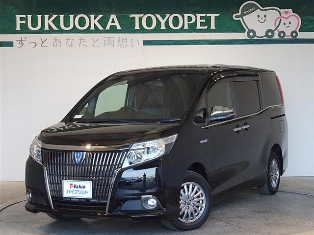 トヨタ ハイブリッドGi ブラックテーラード フルセグメモリーナビ