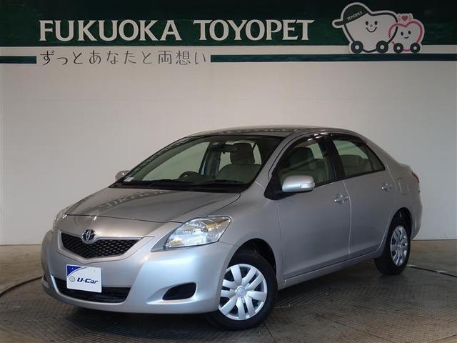 トヨタ 1.0X CD キーレス ディーラー保証1年付