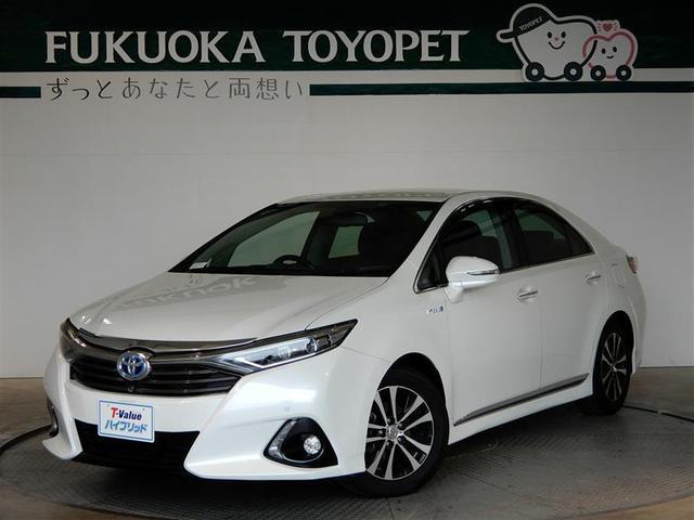 トヨタ G 1年保証 純正アルミ メモリーナビ