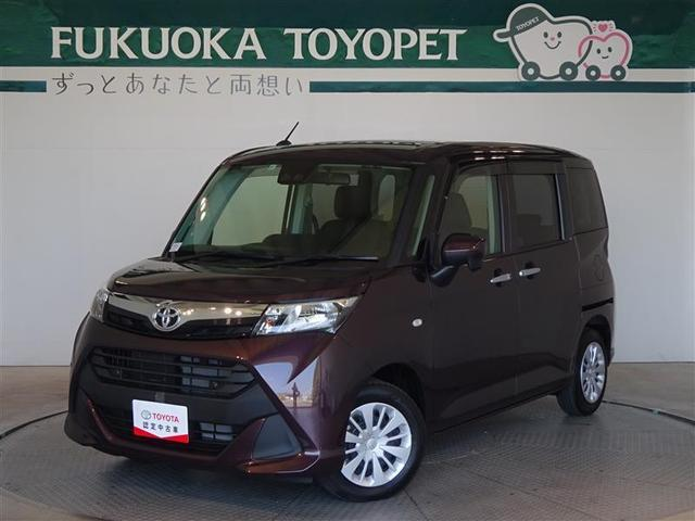 トヨタ タンク X S 衝突軽減ブレーキ