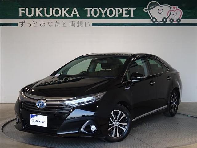 トヨタ G メモリーナビ フルセグTV バックモニター
