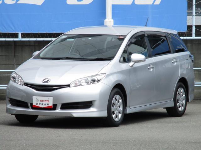 トヨタ ウィッシュ 1.8X CD キーレスエントリー 3列シート