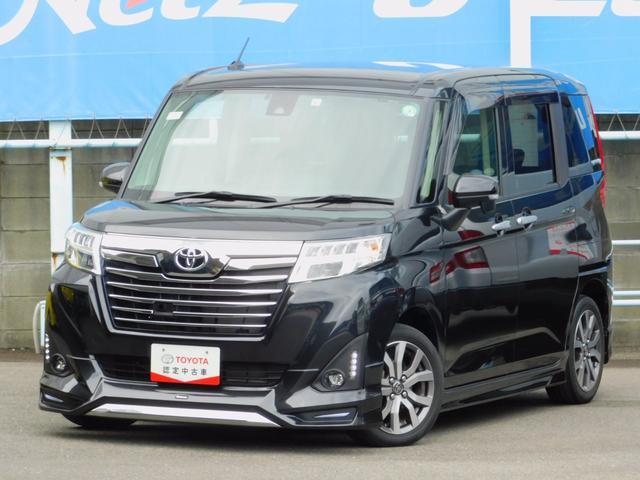 トヨタ カスタムG-T スマートアシストII モデリスタフルエアロ LEDヘッドランプ オートクルーズコントロール 9インチT-Connectナビ アップグレードパック 後席ディスプレイ