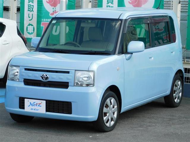 トヨタ ピクシススペース L ベンチシート 社外HDDナビ キーレス