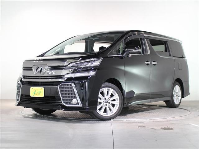 トヨタ Z 1年保証 SDナビ地デジTV 後席モニター ETC