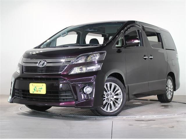 トヨタ 2.4Z ゴールデンアイズII 1年保証 HDDナビ地デジ