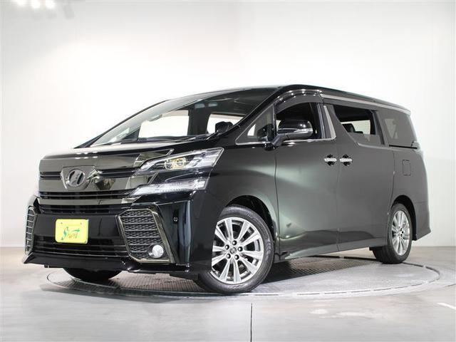 トヨタ Z Aエディション ゴールデンアイズ 1年保証 ナビTV