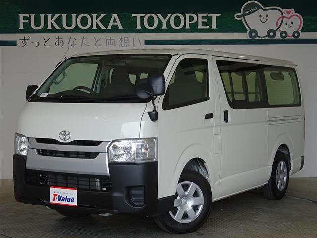 トヨタ DX 1年保証 ワンセグメモリーナビ ベンチシート