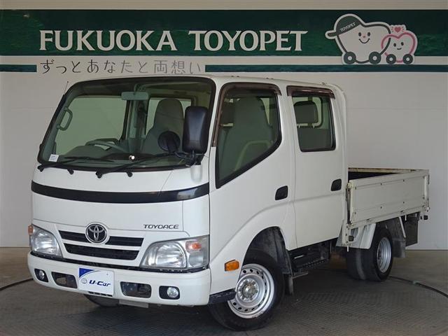 トヨタ Wキャブジャストロー 1.2t ETC パワーウインドー